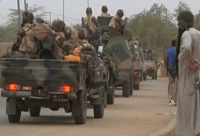 UK troops set for Mali to train French military