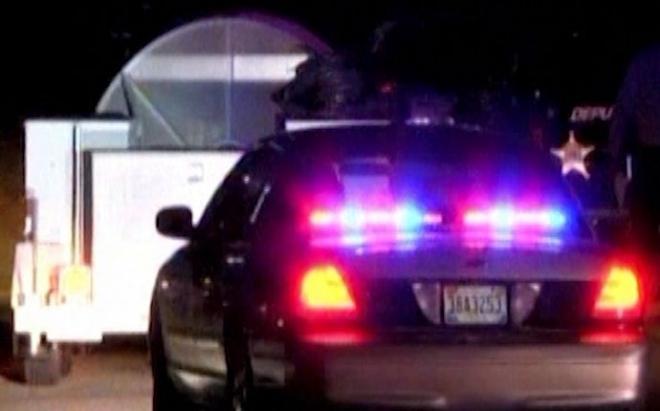 Child seized by killer gunman in Alabama