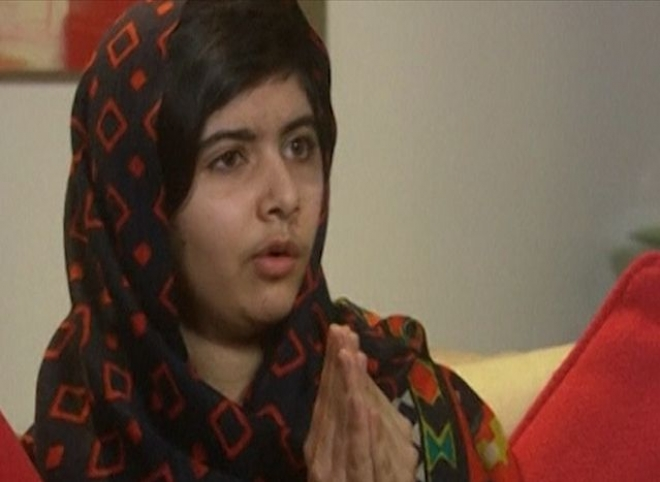Malala Yousafzai thanks people for their prayers