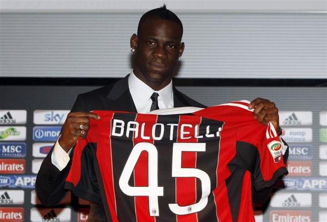 Berlusconi's brother calls Mario Balotelli 'little nigger'