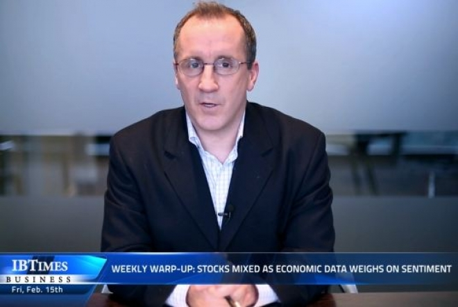 Weekly wrap-up: stocks mixed as economic data weighs on sentiment