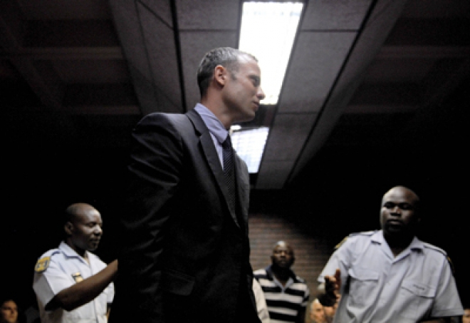 Pistorius Family in Court for Bail Hearing