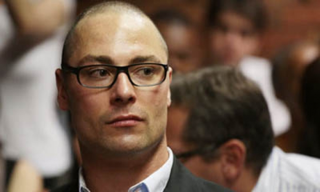 Pistorius' Brother On Culpable Homicide Charge For 2010 Incident