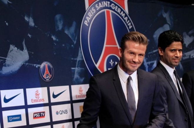 Beckham Delighted With His PSG Debut