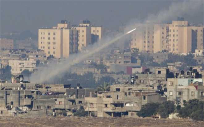 Rocket Explodes In Israel, First Attack From Gaza Since Truce
