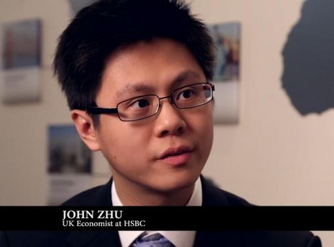 HSBC Economist John Zhu on UK Economy & 2013 Budget