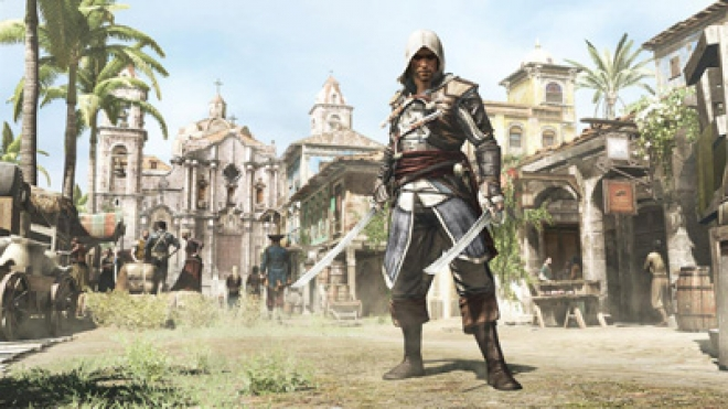 Assassin's Creed IV Announced by Ubisoft