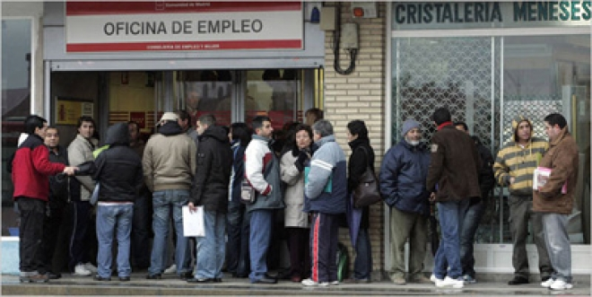 Spanish Unemployment Rises By Less Than Expected