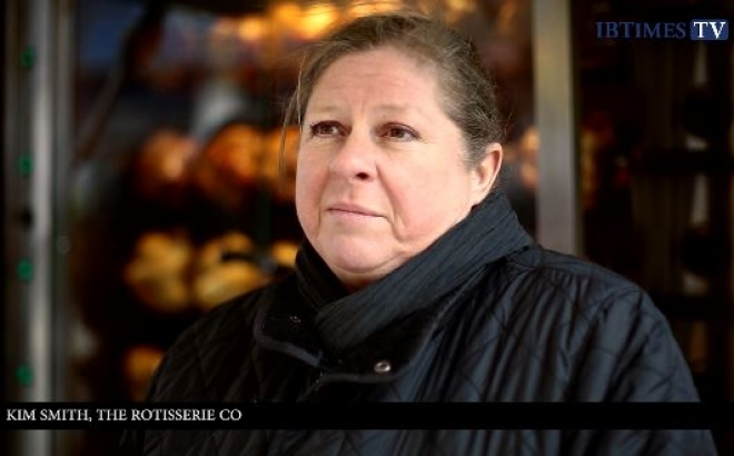 Business Owner Kim Smith Talks to IBTIMES TV