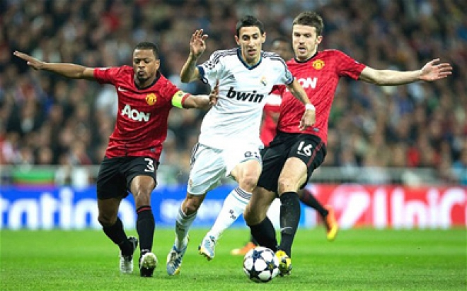 Ronaldo Returns To Knock Out United