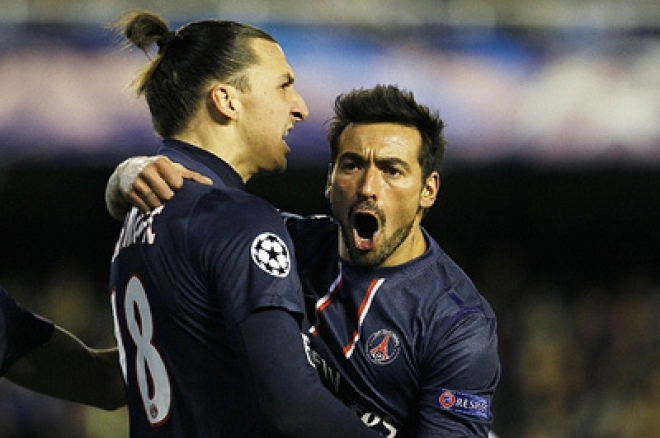 Paris Saint-Germain Beat Valencia On Aggregate To Advance In Champions League