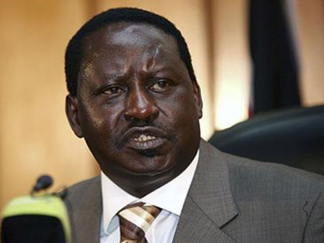 Odinga Running Mate Wants Vote Count Stopped, Says Lacks Integrity