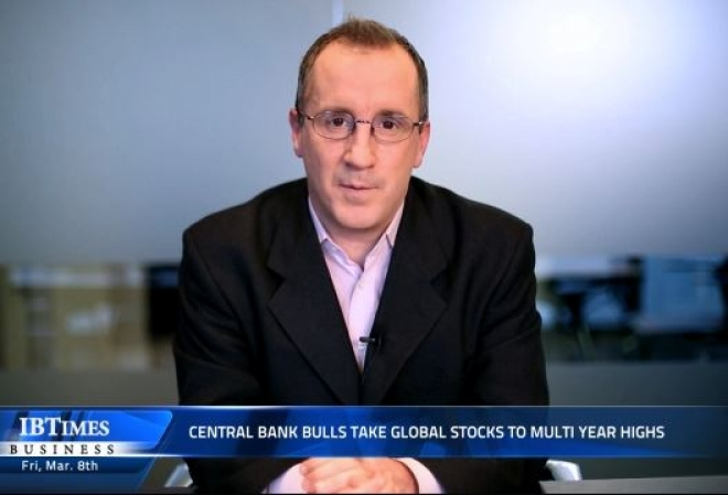 Central bank bulls take global stocks to multi year highs
