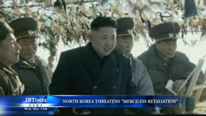 North Korea Threatens Merciless Retaliation Against South Korea And U.S.