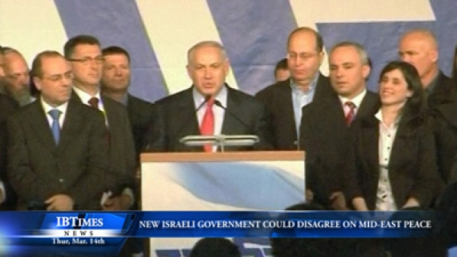 New Israeli Government Agree On Domestic Issues, Not Mideast Peace - Analyst