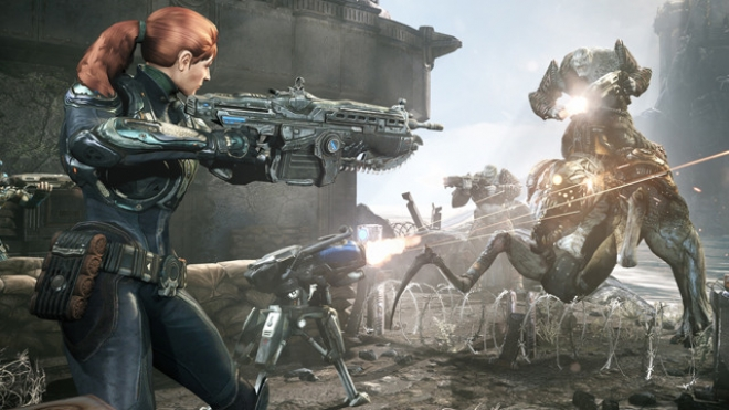 Game Review - Gears of War: Judgment