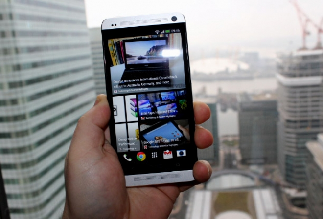 Tech Review: HTC One