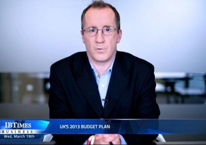 2013 Budget Plan