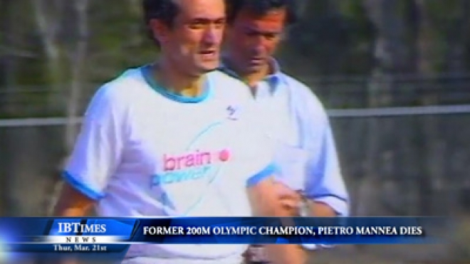 Former 200m Olympic Champion And World Record Holder Pietro Mennea Dies At 60