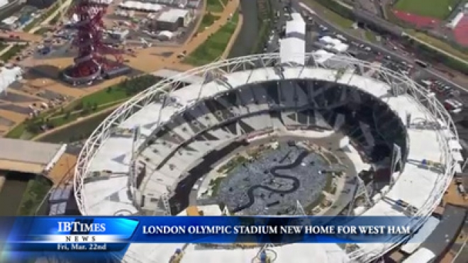 London Olympic Stadium New Home For West Ham