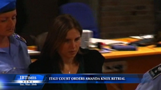 Italy Court Orders Amanda Knox Retrial For Meredith Kercher Murder.