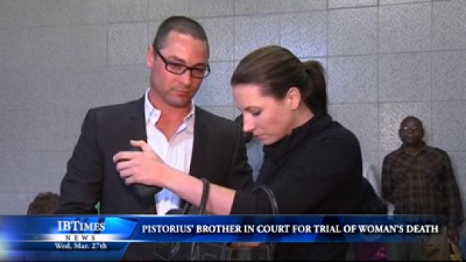 Pistorius Brother In Court For Trial Of Womans Road Death
