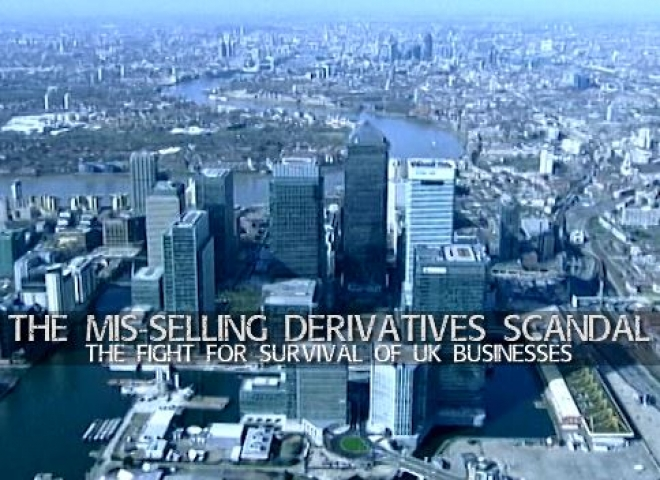 The Mis-Selling Derivatives Scandal: The Fight for Survival of UK Businesses (Photo: IBTimes UK)