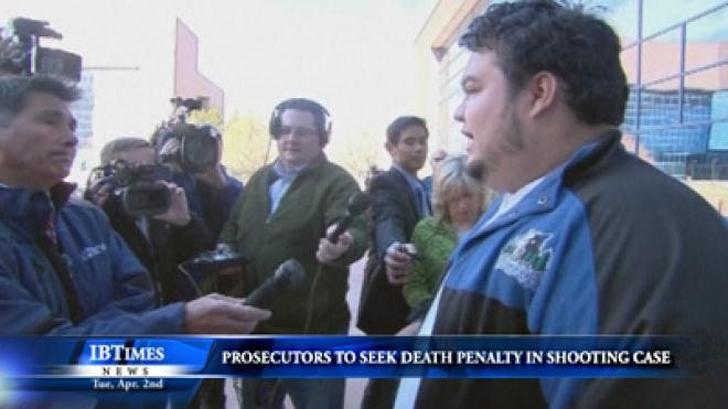 Prosecutors To Seek Death Penalty In Colorado Shooting Case