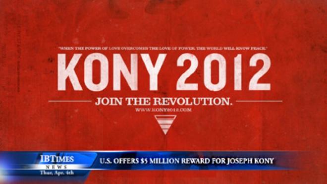 U.S. Offers Up To $5 Million Reward For Uganda Warlord Kony, Others