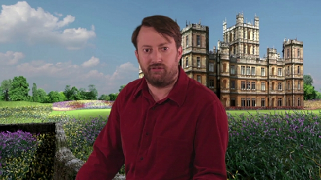 David Mitchell - Downtown Abbey