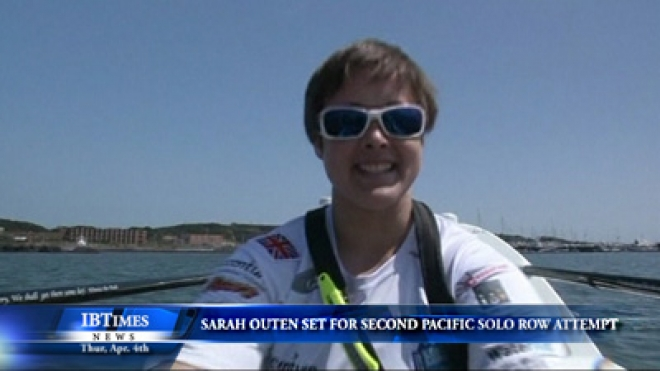 British Female Adventurer Set For Second Pacific Solo Row Attempt