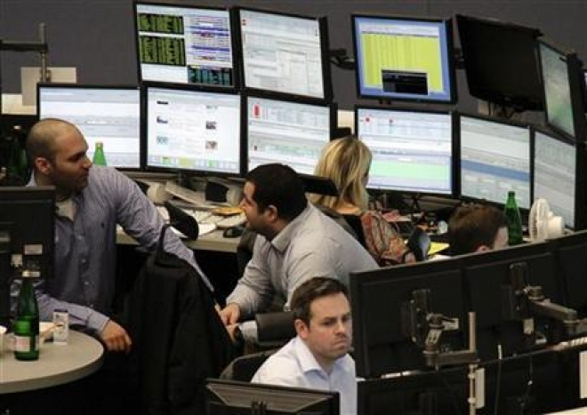 European shares rebound but bailout concerns limit gains