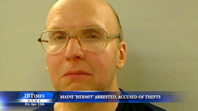 Maine Hermit Arrested, Accused Of Hundreds Of Food Thefts