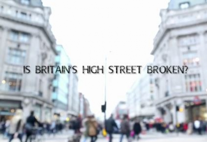 Is Britain's High Street Broken?