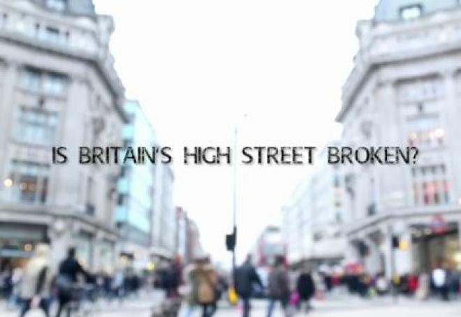 Is Britain's High Street Broken?