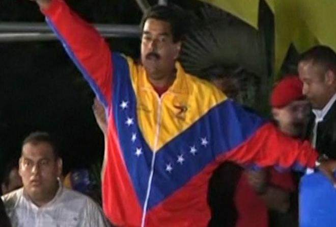Chavez successor Maduro elected to lead Venezuela