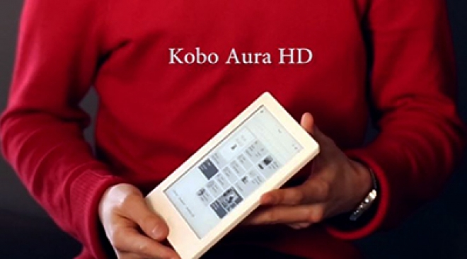 Tech Review: Kobo Aura HD