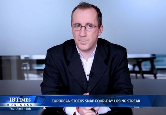 European stocks snap four-day losing streak