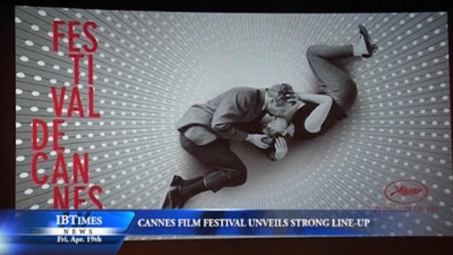 Cannes Film Festival Unveils Strong Line-up