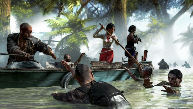 Game Review - Dead Island: Riptide