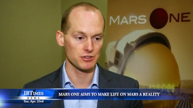 Mars One Aims To Make Life On Mars A Reality