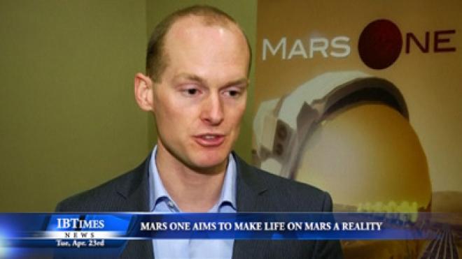 Mars One Aims To Make Life On Mars A Reality