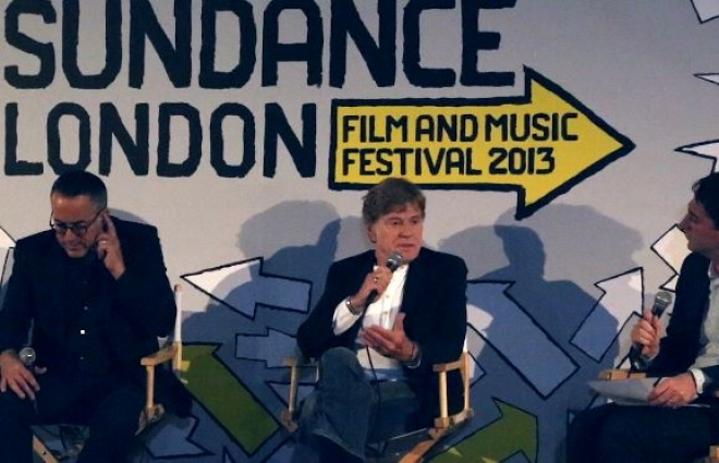 Robert Redford and John Cooper talk Sundance London