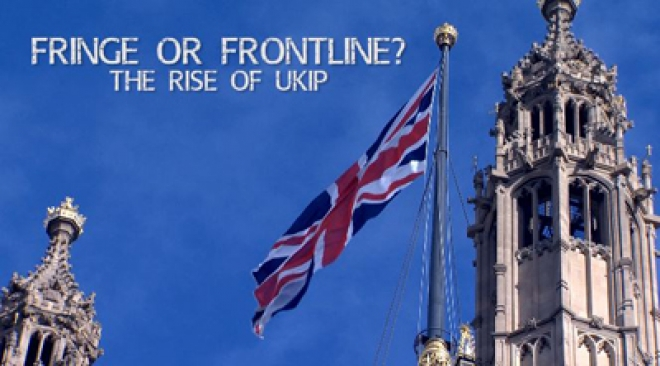 Fringe or frontline? The Rise of UKIP