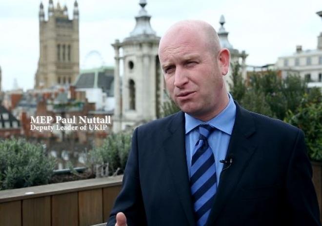 Ukip Deputy Paul Nuttall Q&A