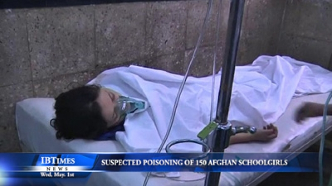 150 Afghan School Girls In Hospital After Suspected Poisoning