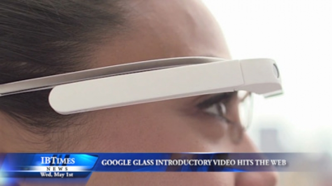 Google Glass Introductory Video Hits the Web