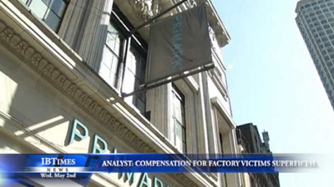 Analyst: Compensation Offer For Factory Victims Superficial