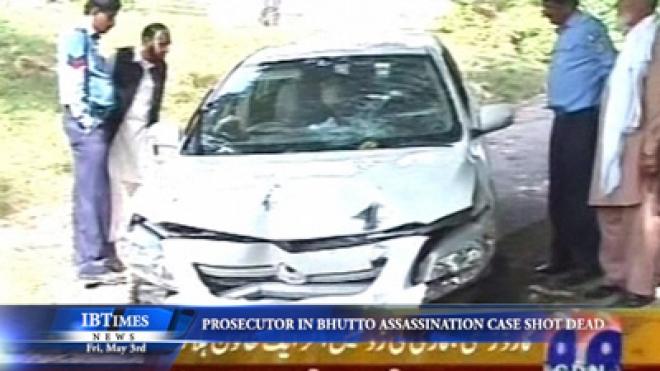 Prosecutor In Bhutto Assassination Case Shot Dead