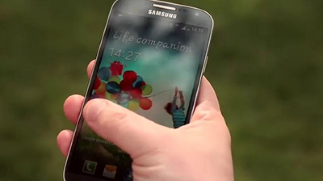 Tech Review: Samsung Galaxy S4